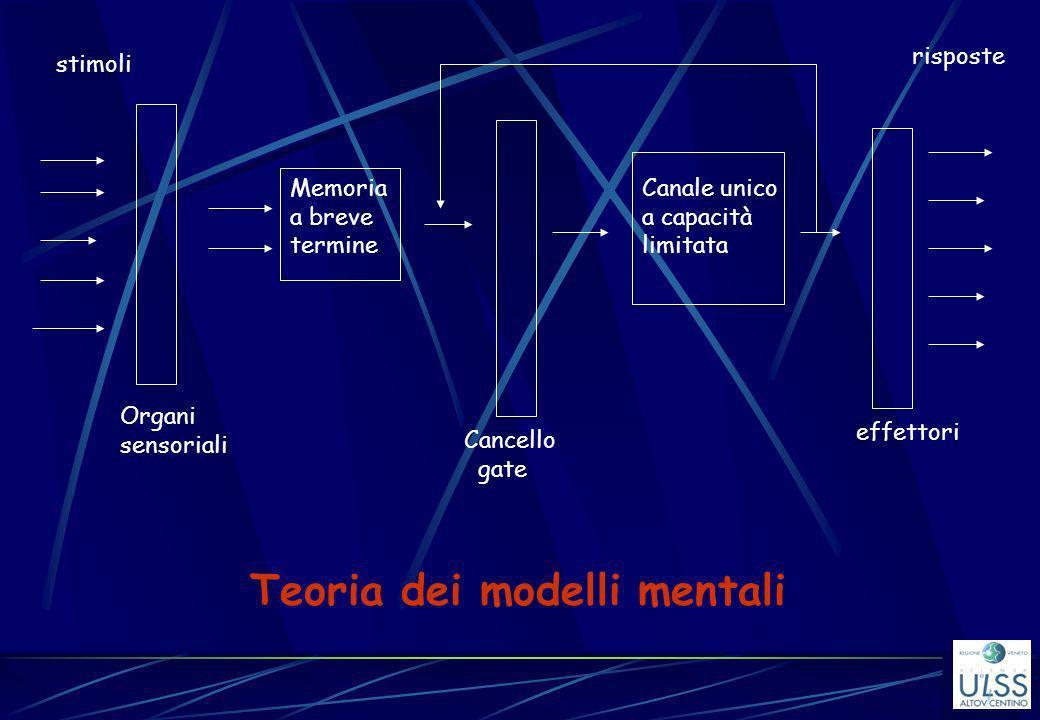 Teoria dei modelli mentali