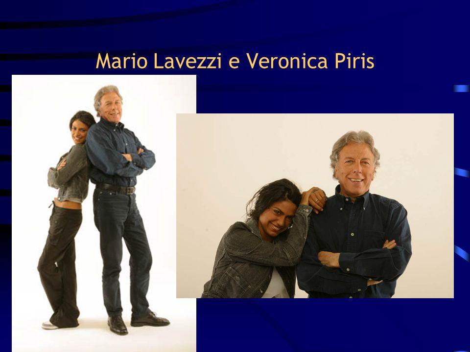 Mario Lavezzi e Veronica Piris
