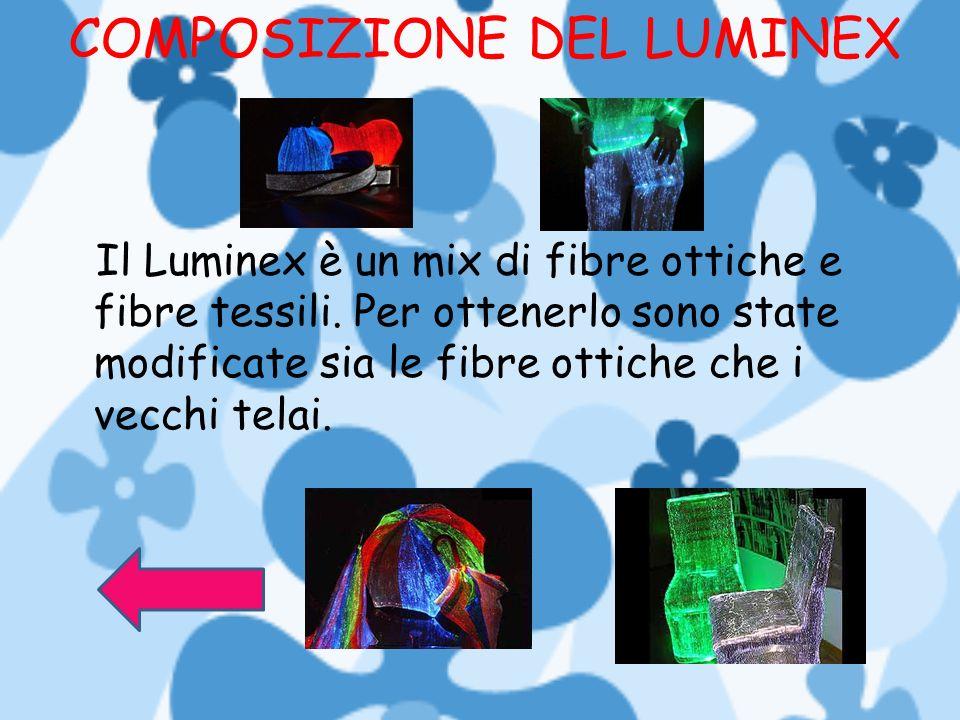 COMPOSIZIONE DEL LUMINEX