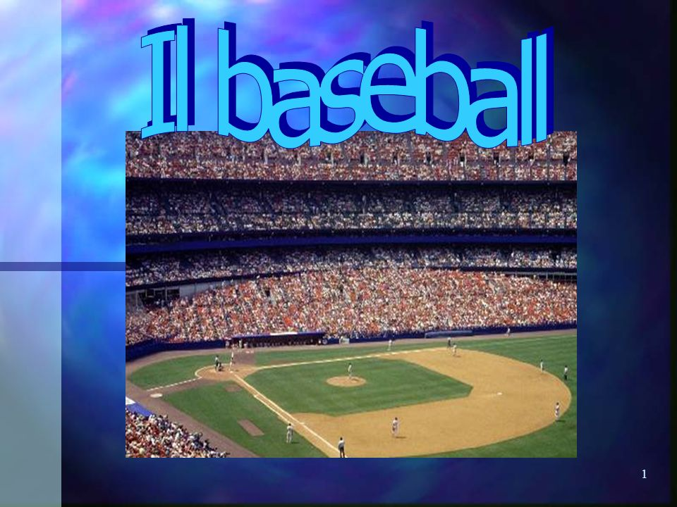 Il baseball