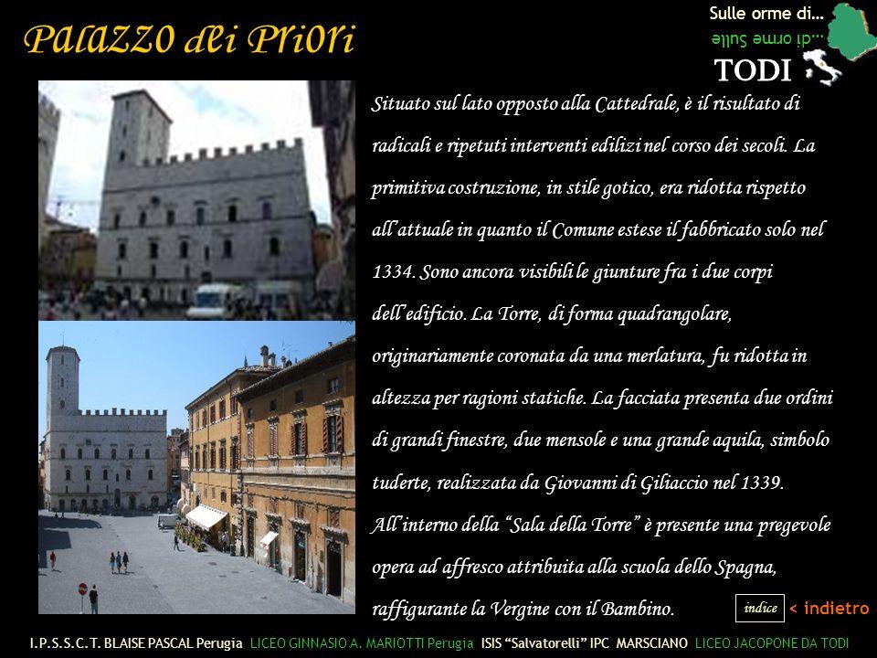 Palazzo dei Priori TODI