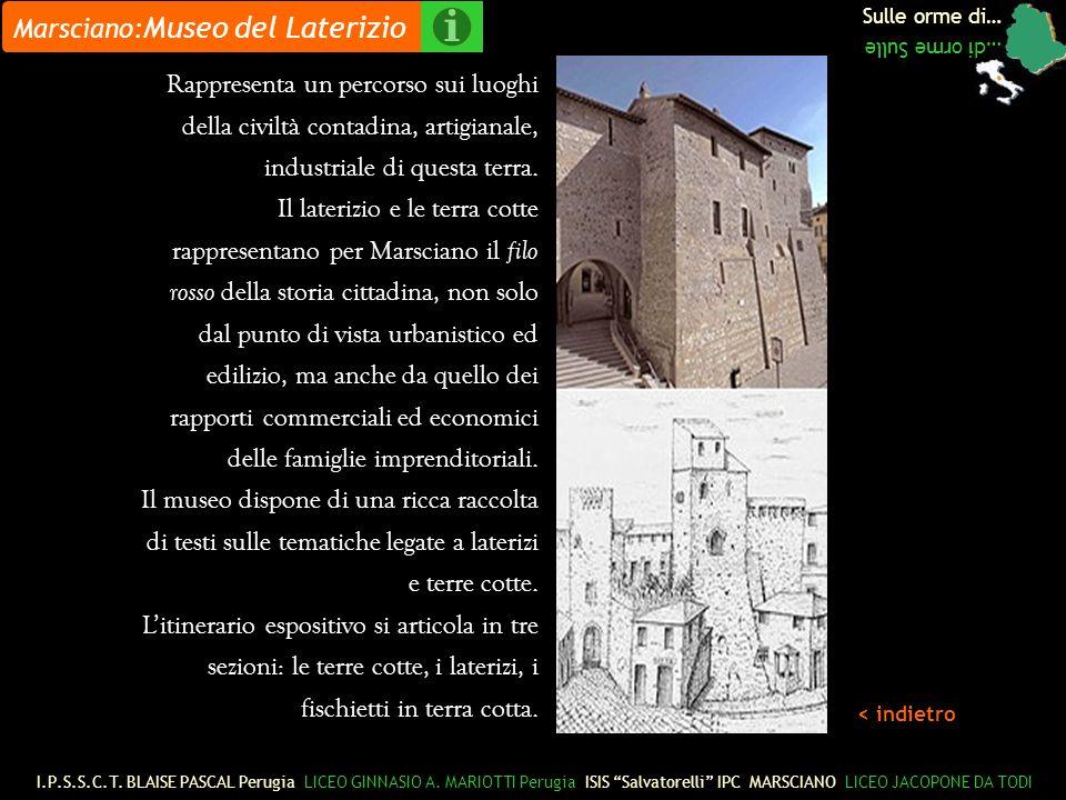 Marsciano:Museo del Laterizio
