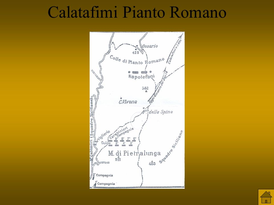 Calatafimi Pianto Romano