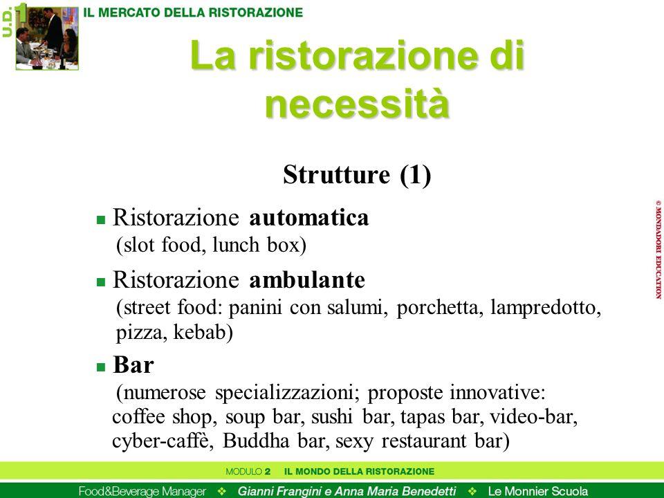 La ristorazione di necessità