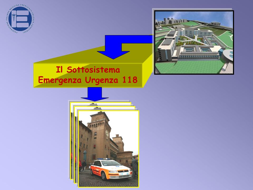 Il Sottosistema Emergenza Urgenza 118