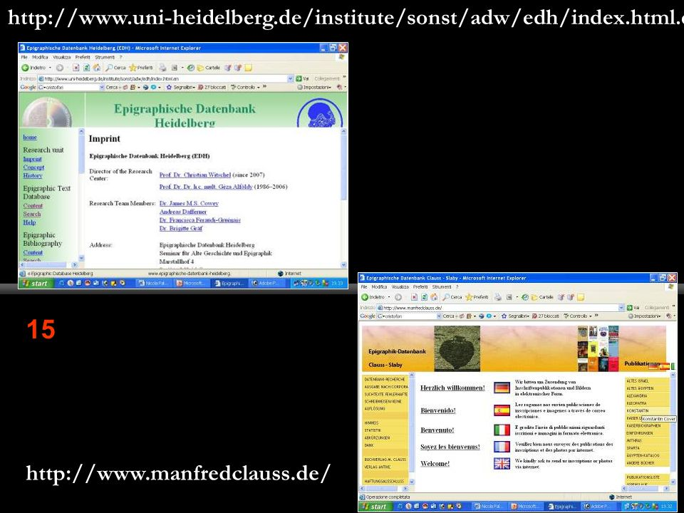 15 http://www.uni-heidelberg.de/institute/sonst/adw/edh/index.html.en