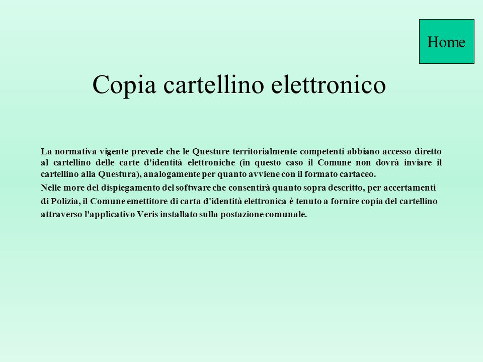 Copia cartellino elettronico