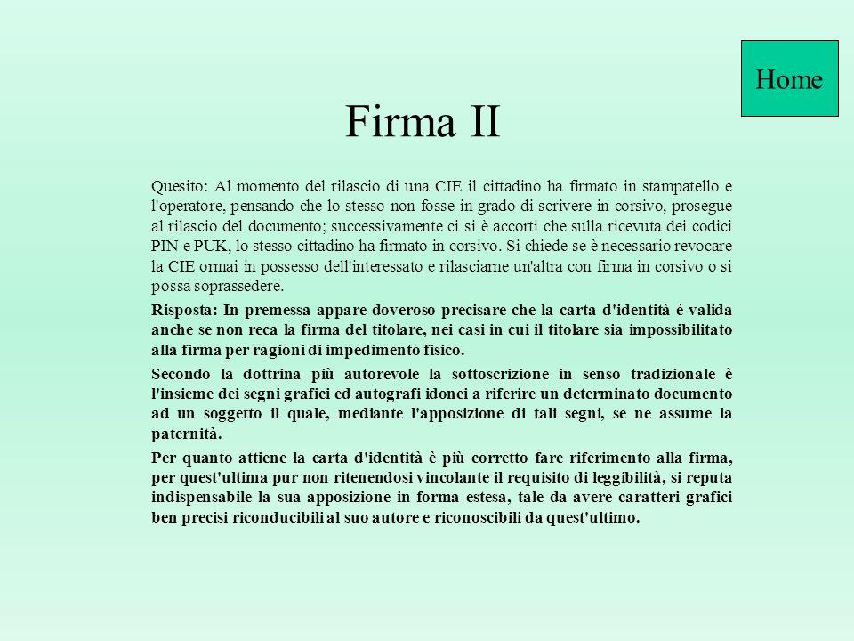 HomeFirma II.