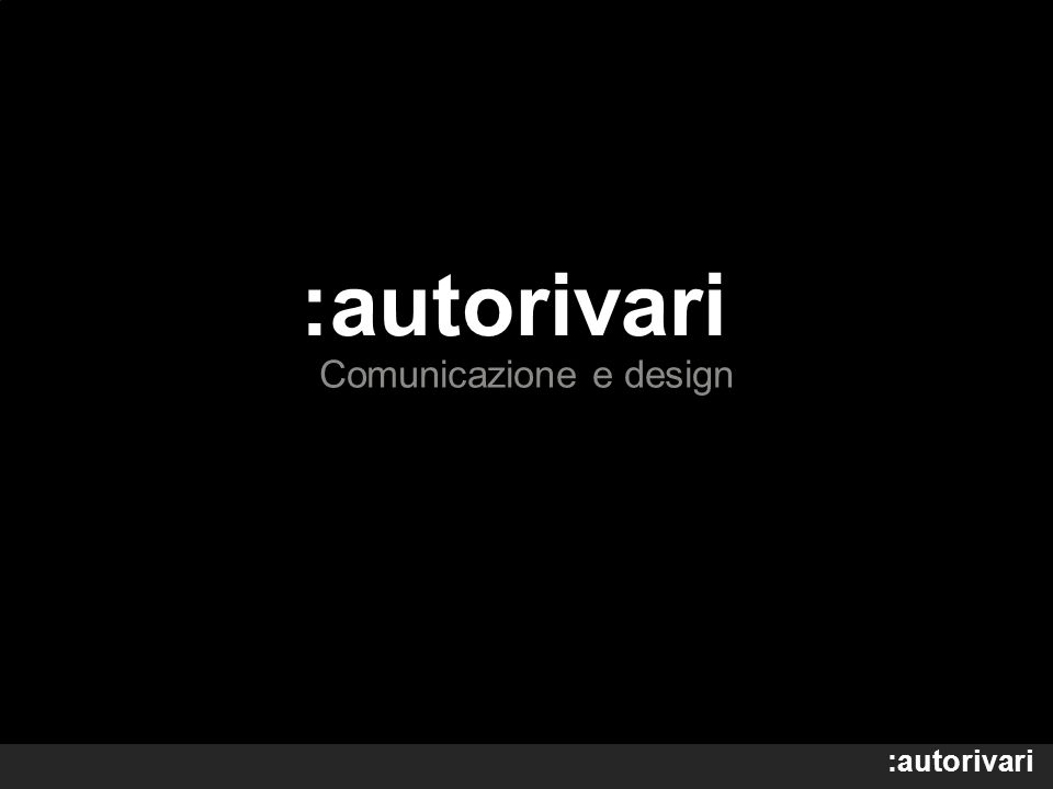 Comunicazione e design