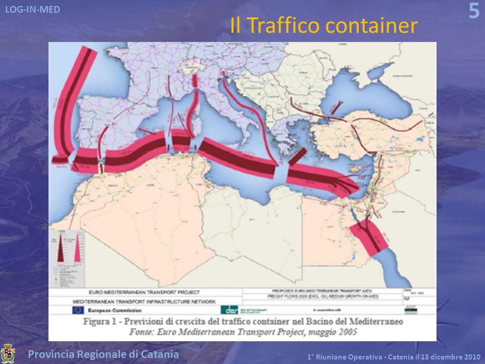 Il Traffico container
