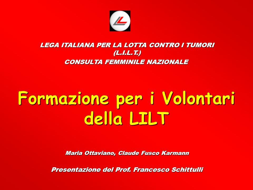 L.I.L.T. Consulta Femminile Nazionale