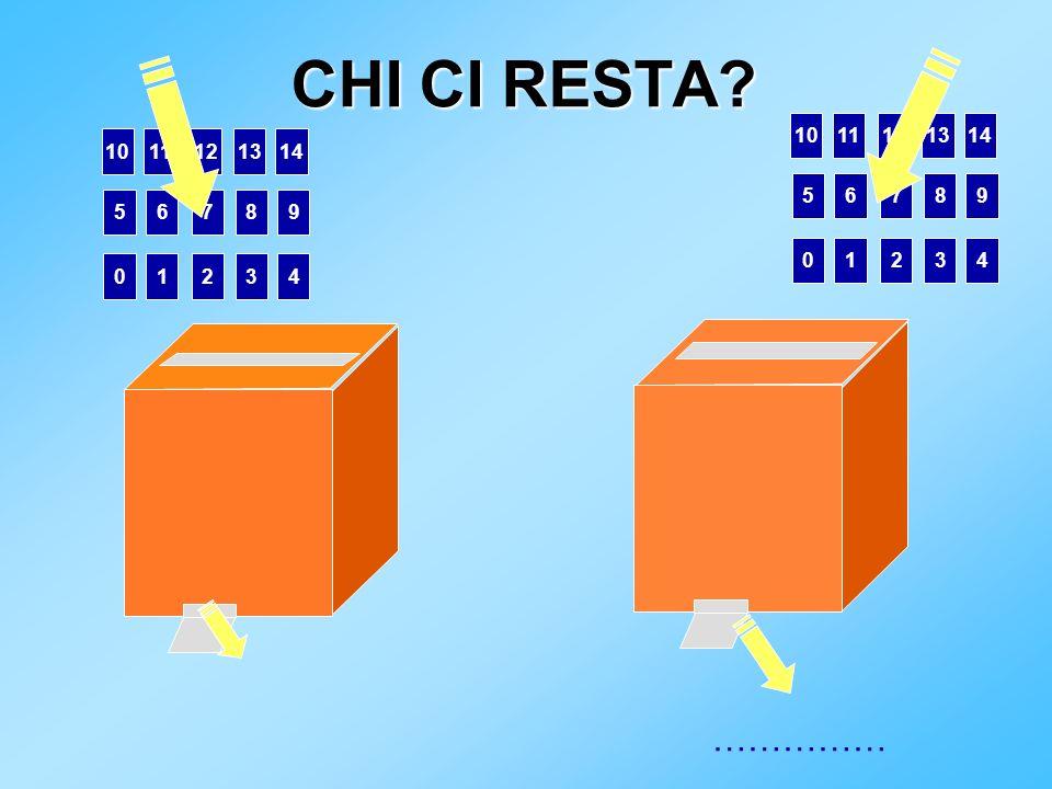 CHI CI RESTA 10. 11. 12. 13. 14. 10. 11. 12. 13. 14. 5. 6. 7. 8. 9. 5. 6. 7. 8. 9.