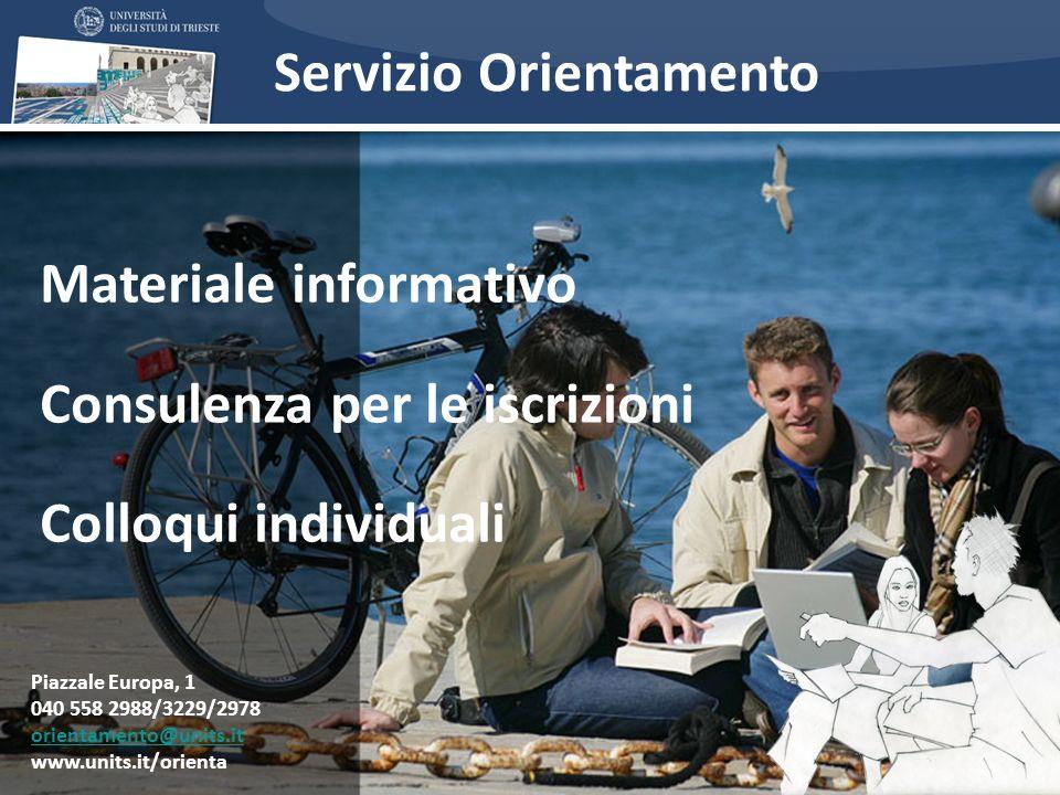 Servizio Orientamento