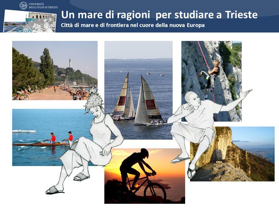 Perché studiare a Trieste