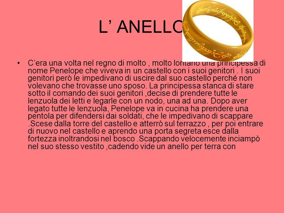 L' ANELLO