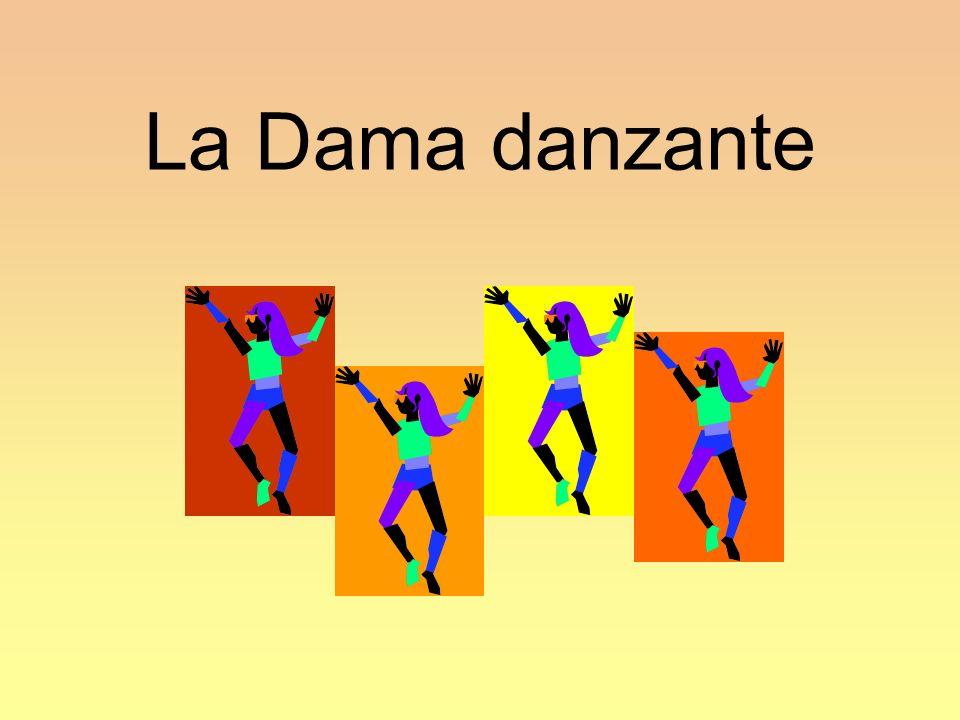 La Dama danzante