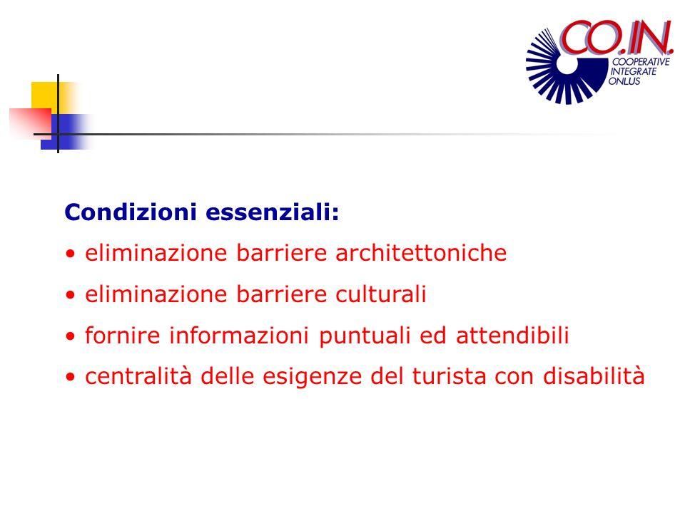 Condizioni essenziali:
