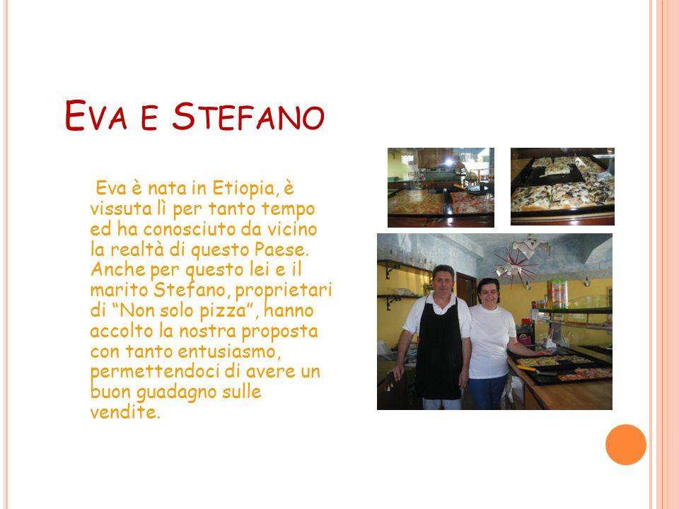 Eva e Stefano