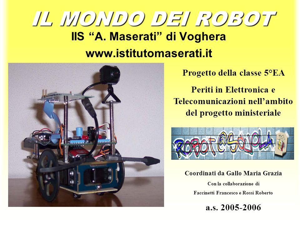IIS A. Maserati di Voghera www.istitutomaserati.it