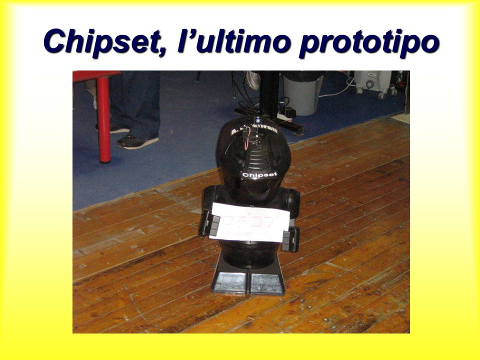 Chipset, l'ultimo prototipo