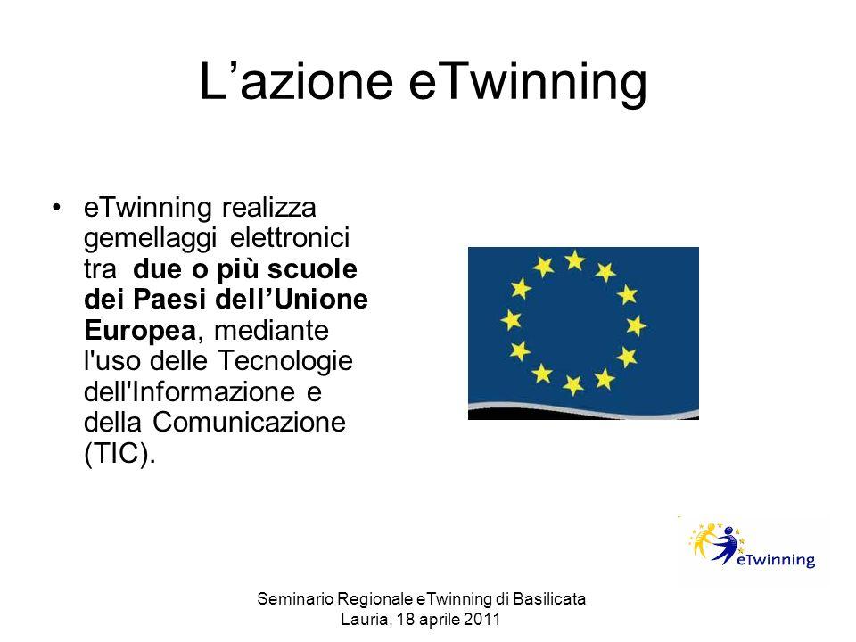 Seminario Regionale eTwinning di Basilicata