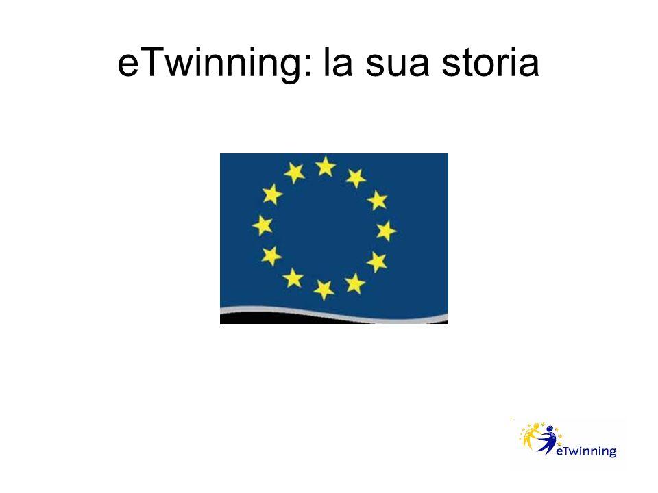 eTwinning: la sua storia