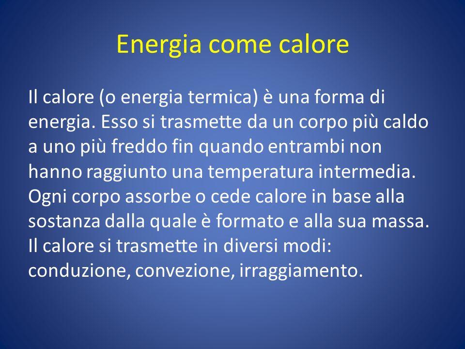 Energia come calore