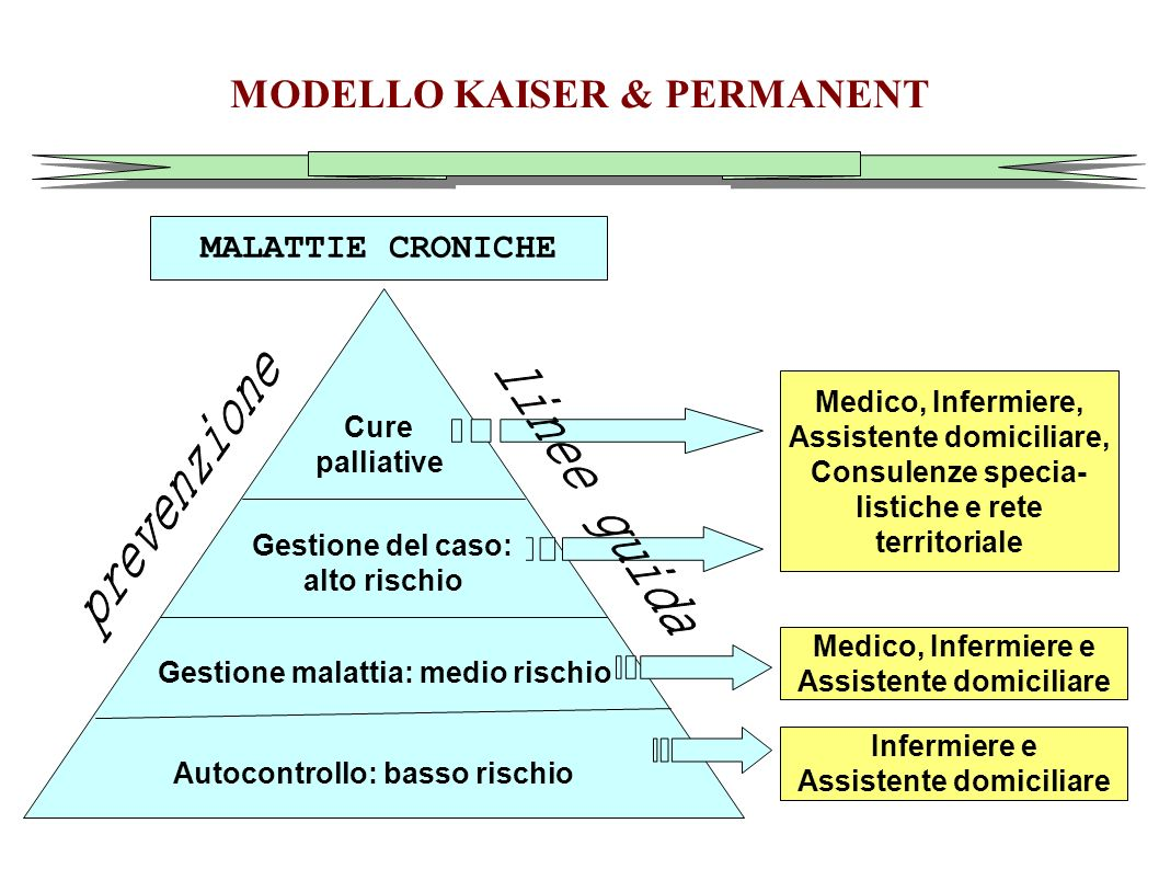 MODELLO KAISER & PERMANENT
