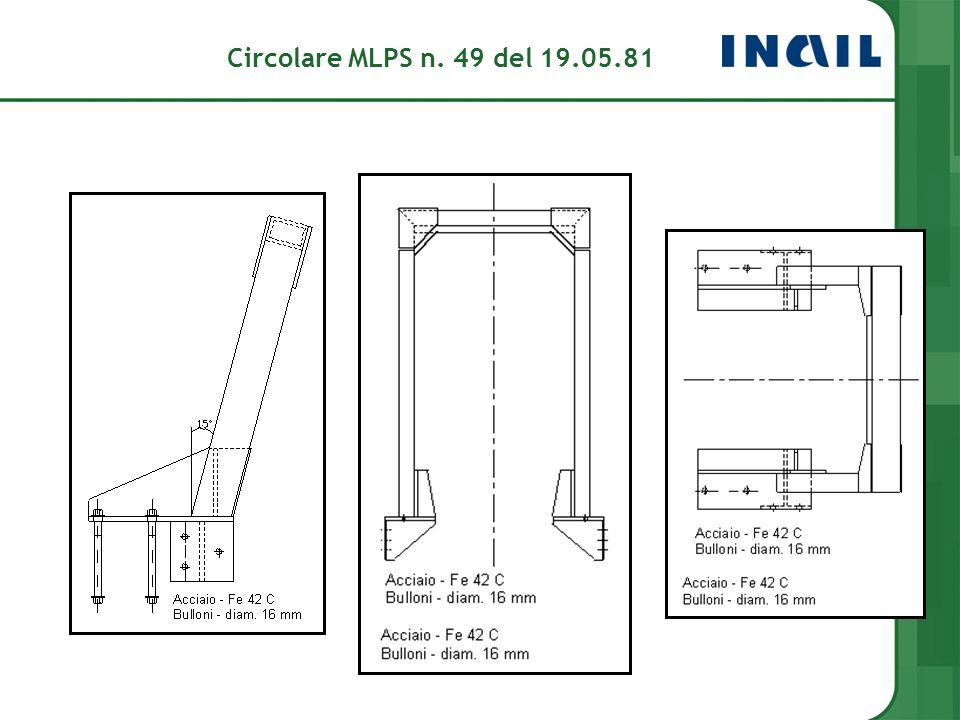 Circolare MLPS n. 49 del 19.05.81