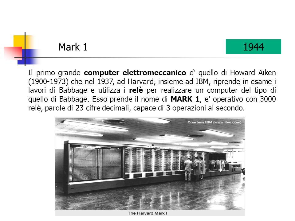 Mark 1 1944.