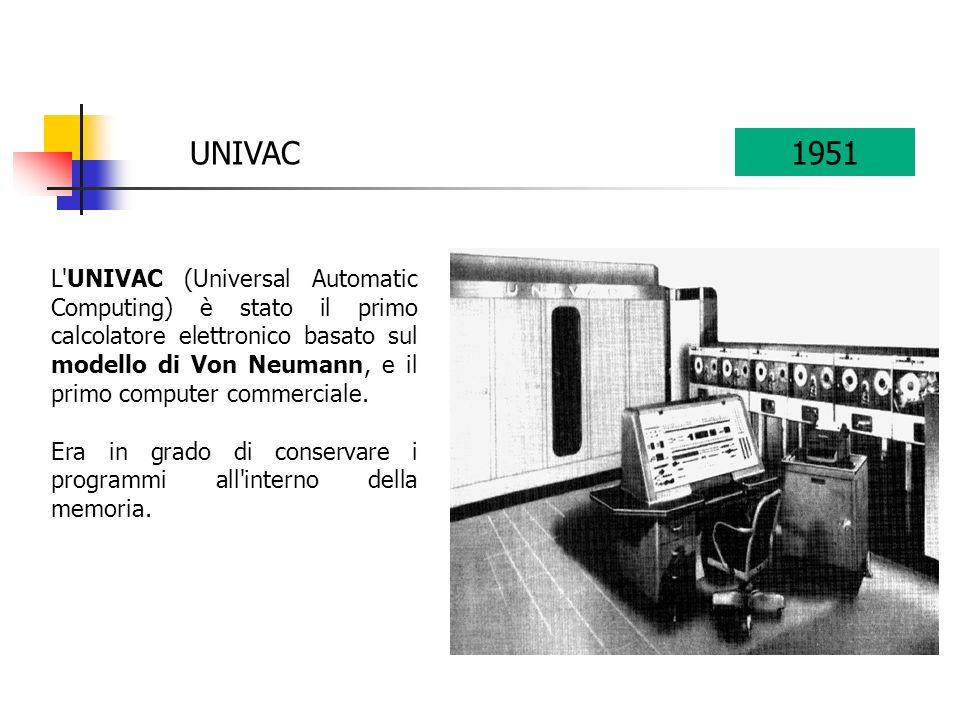 UNIVAC 1951.