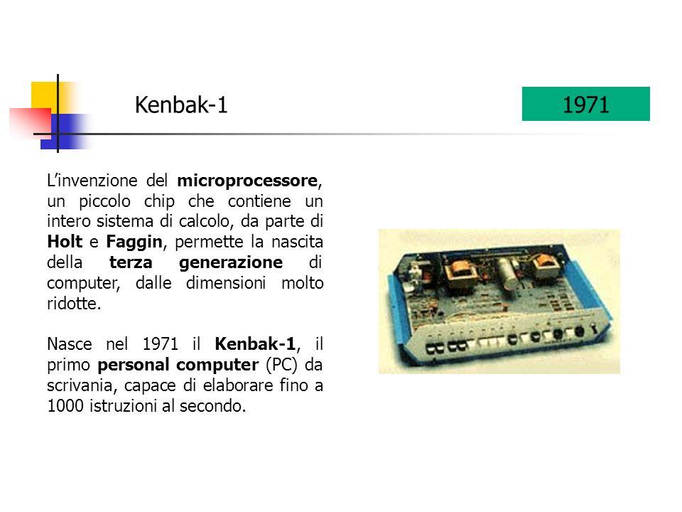 Kenbak-1 1971.