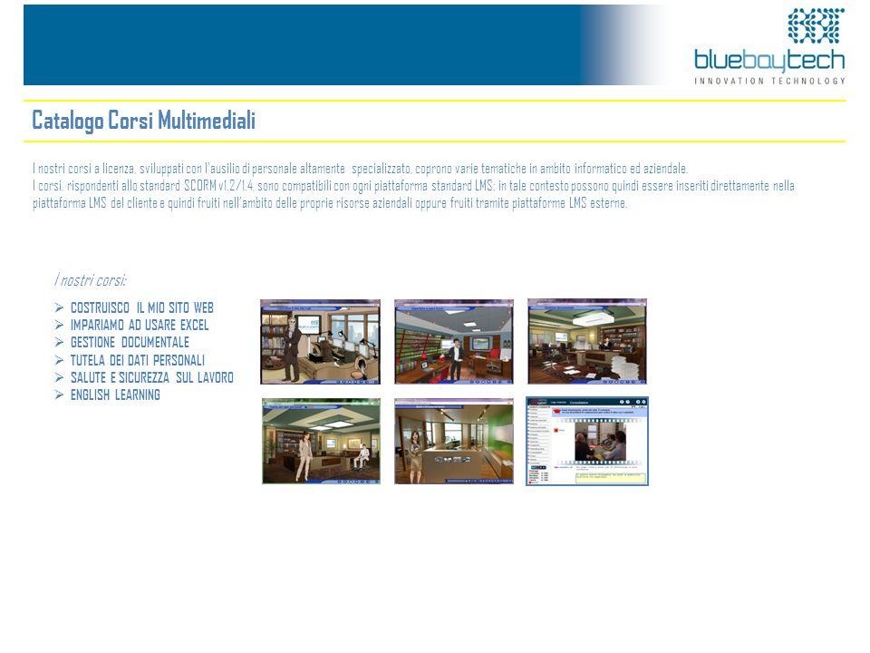 Catalogo Corsi Multimediali