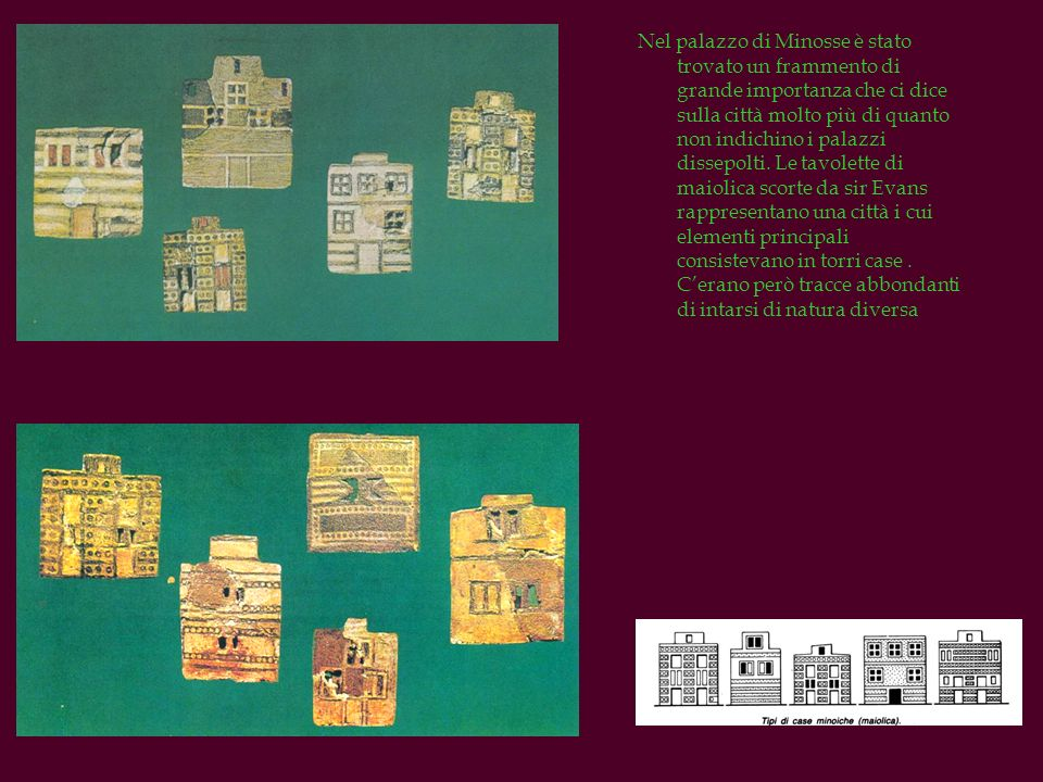Nel palazzo di Minosse è stato trovato un frammento di grande importanza che ci dice sulla città molto più di quanto non indichino i palazzi dissepolti.