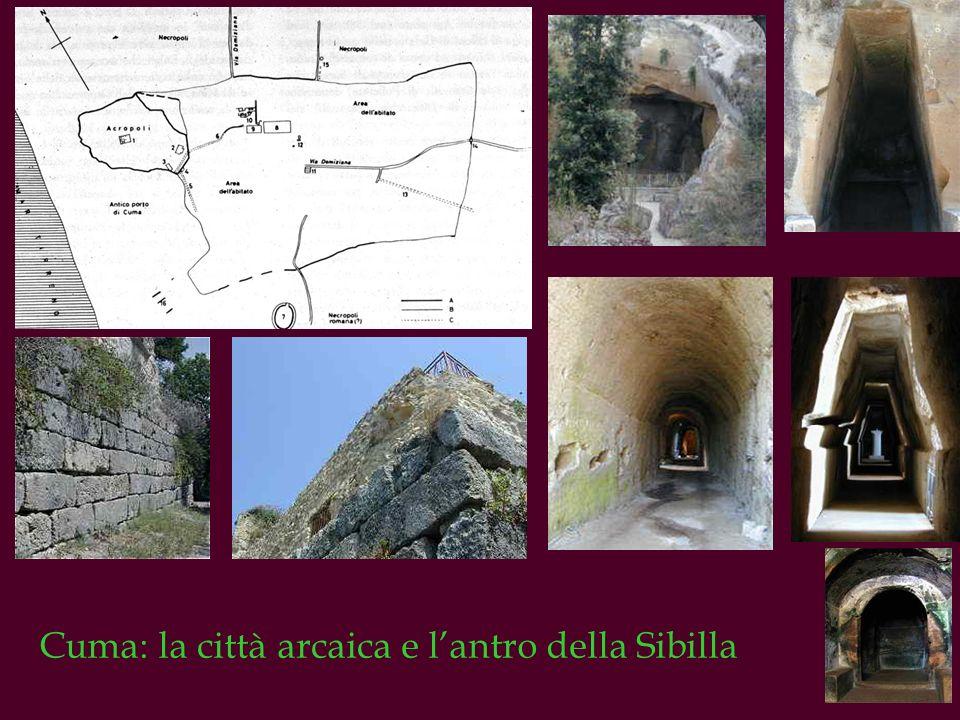 Cuma: la città arcaica e l'antro della Sibilla