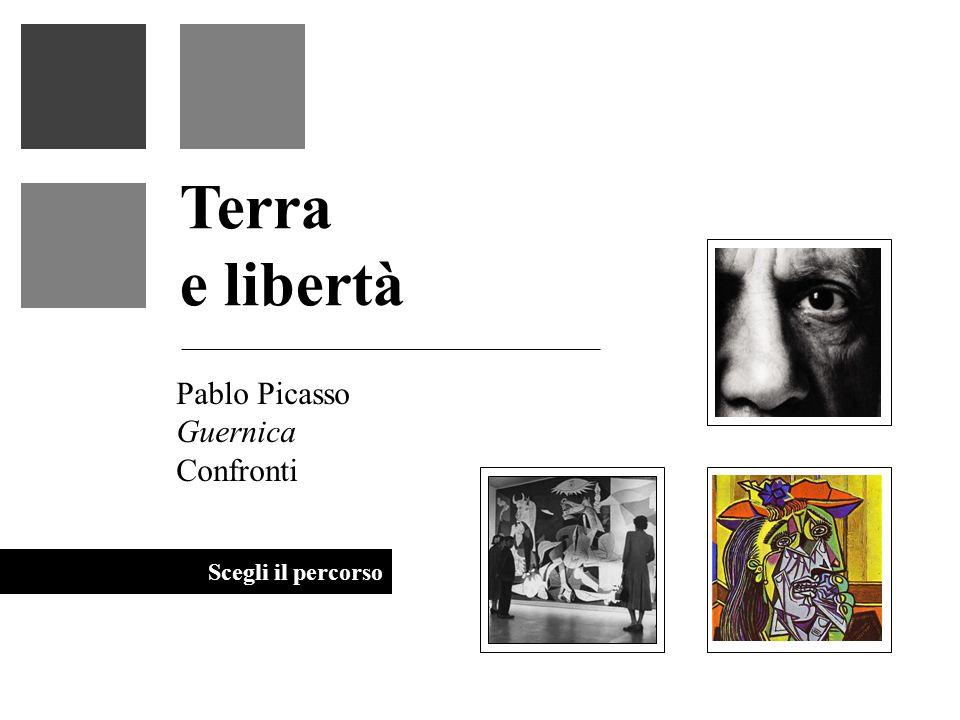 Pablo Picasso Guernica Confronti