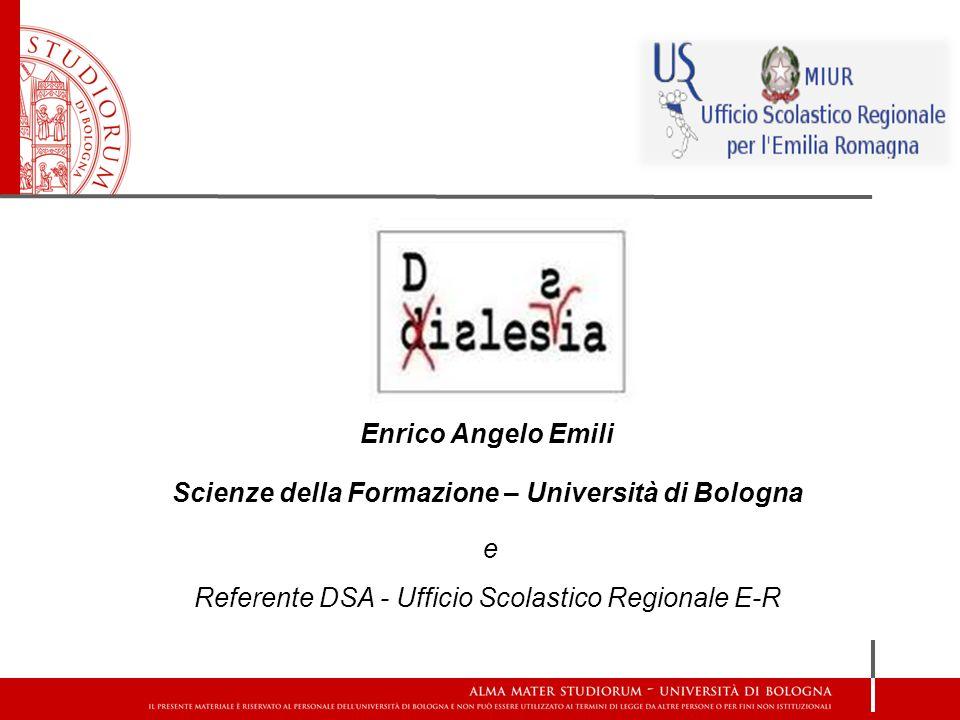 Scienze della Formazione – Università di Bologna