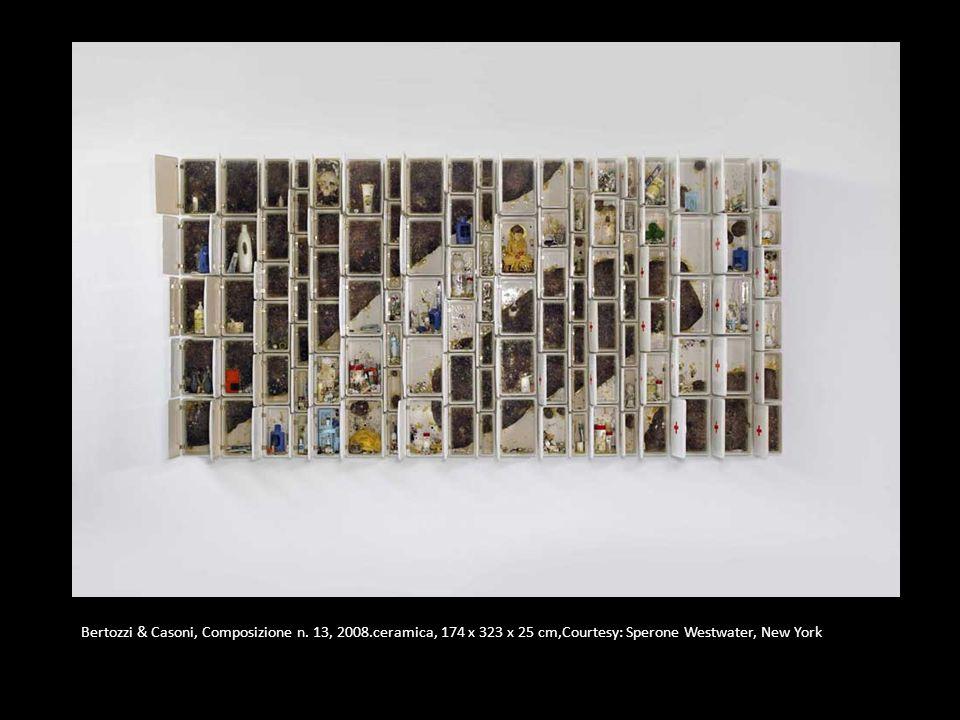 Bertozzi & Casoni, Composizione n. 13, 2008