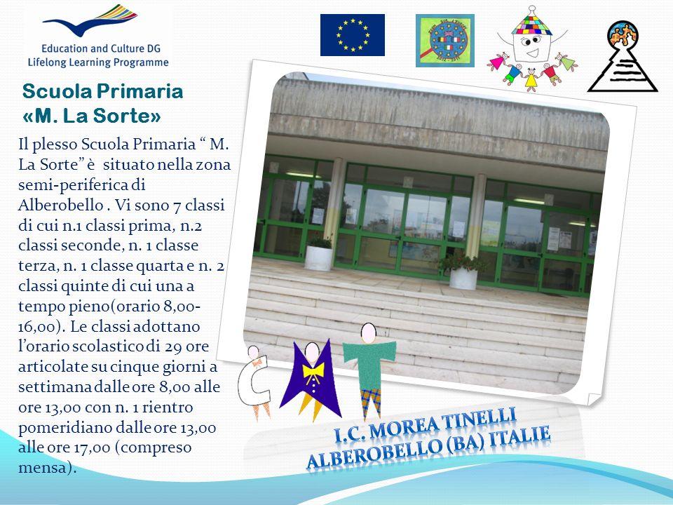Scuola Primaria «M. La Sorte»