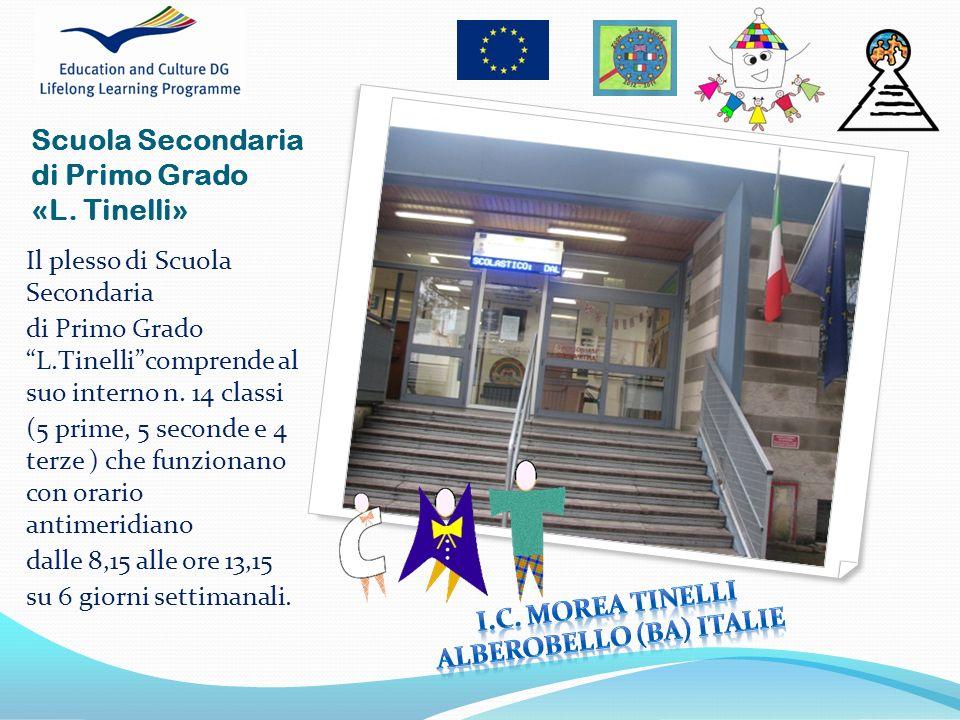 Scuola Secondaria di Primo Grado «L. Tinelli»