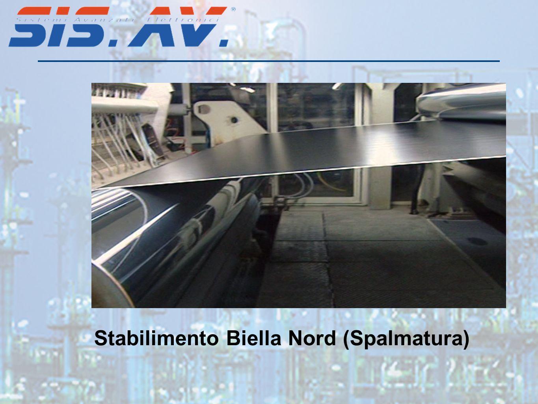 Stabilimento Biella Nord (Spalmatura)