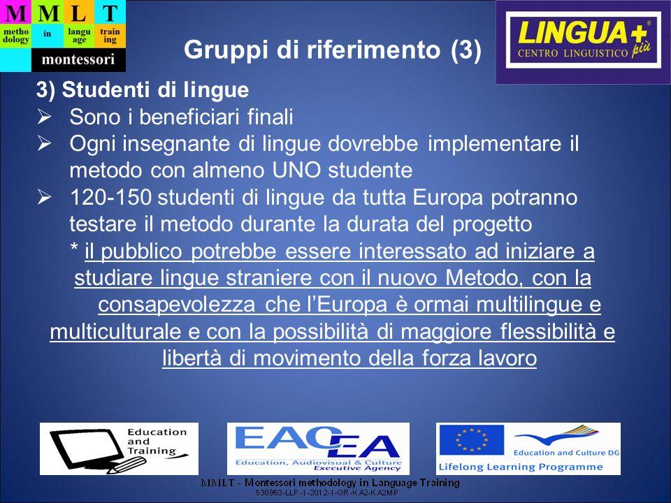 Gruppi di riferimento (3)