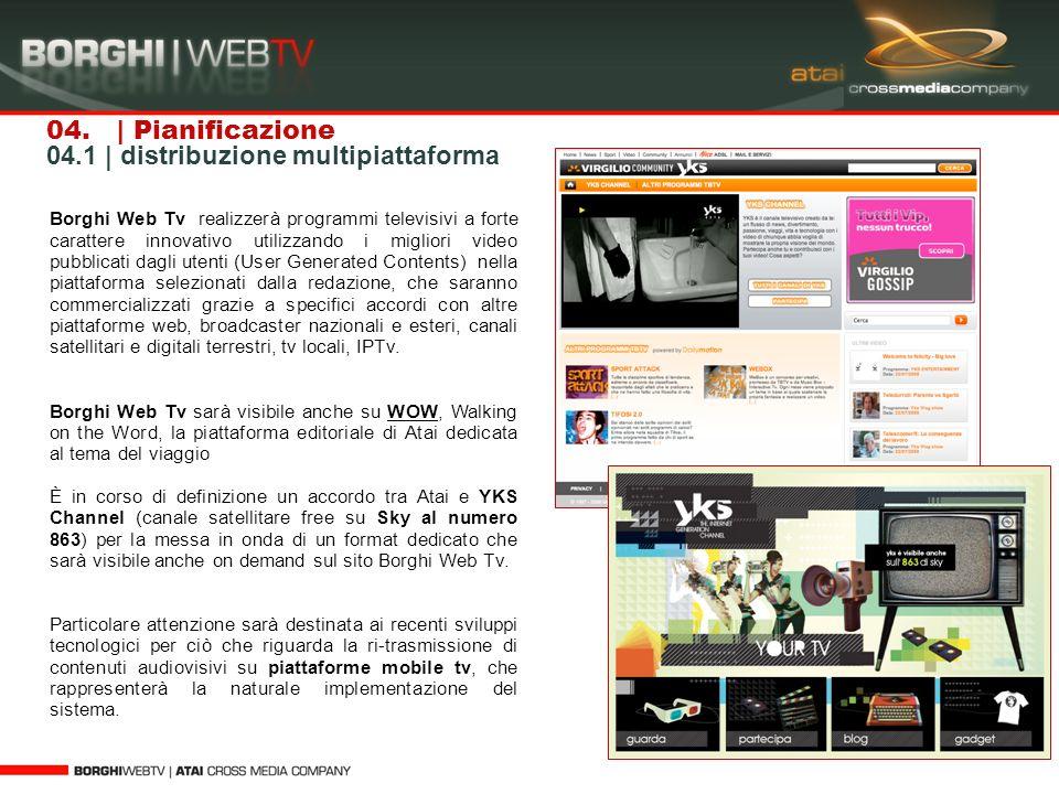 04.1 | distribuzione multipiattaforma