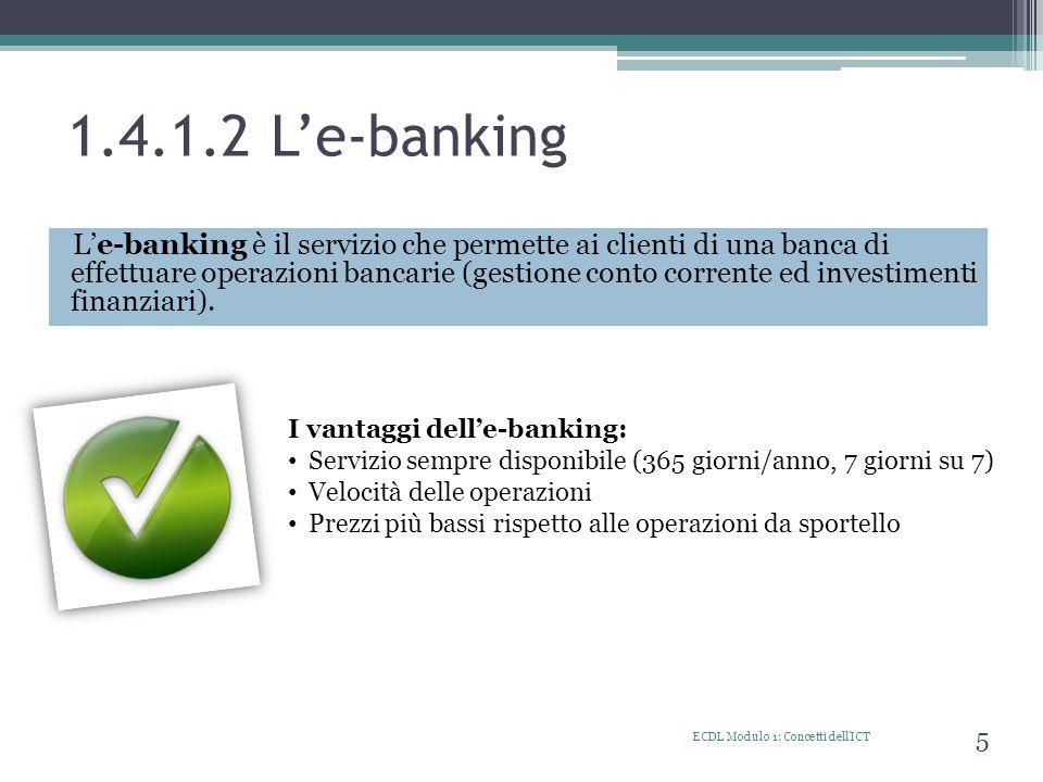 1.4.1.2 L'e-banking