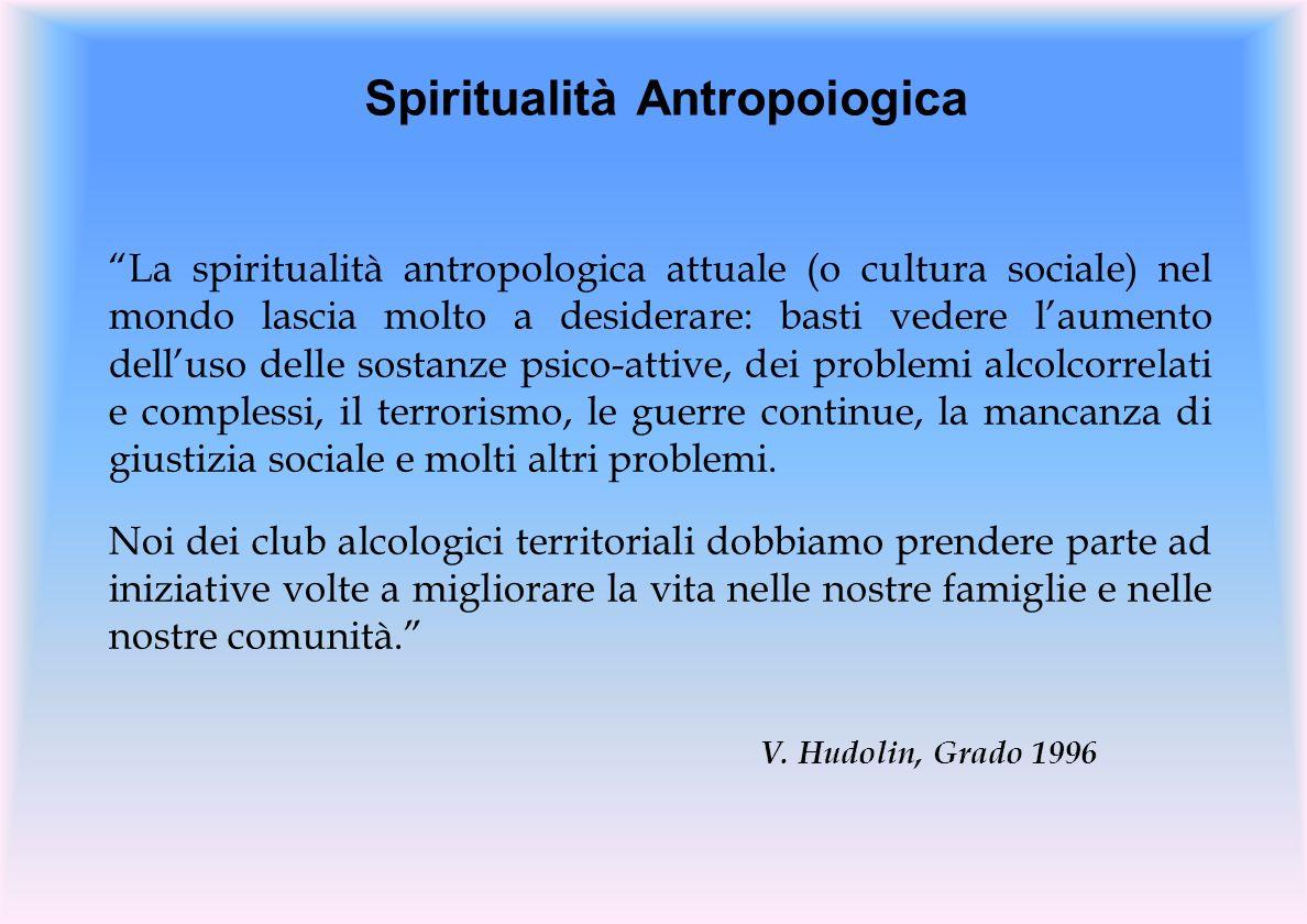 Spiritualità Antropoiogica