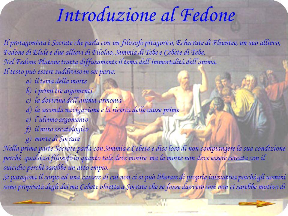 Introduzione al Fedone