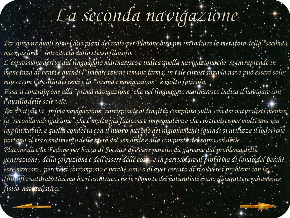 La seconda navigazione