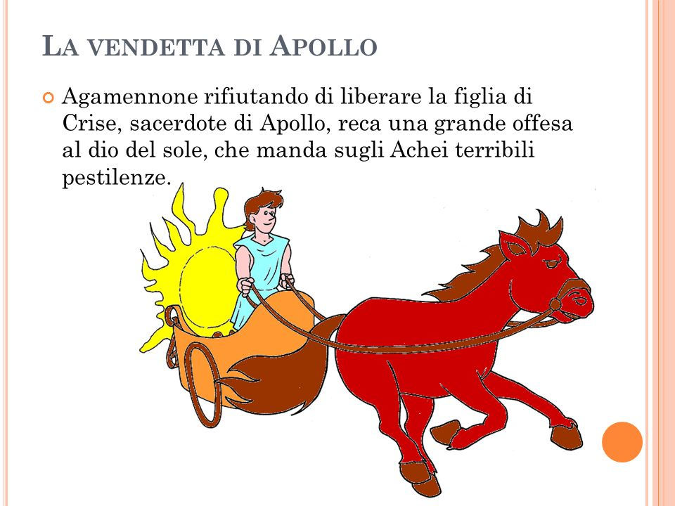 La vendetta di Apollo