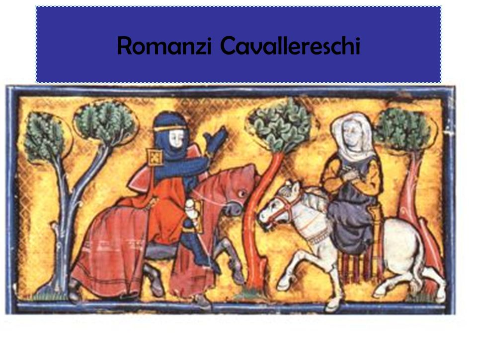 Romanzi Cavallereschi