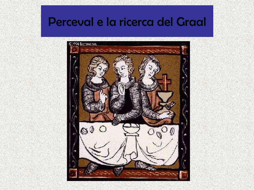 Perceval e la ricerca del Graal